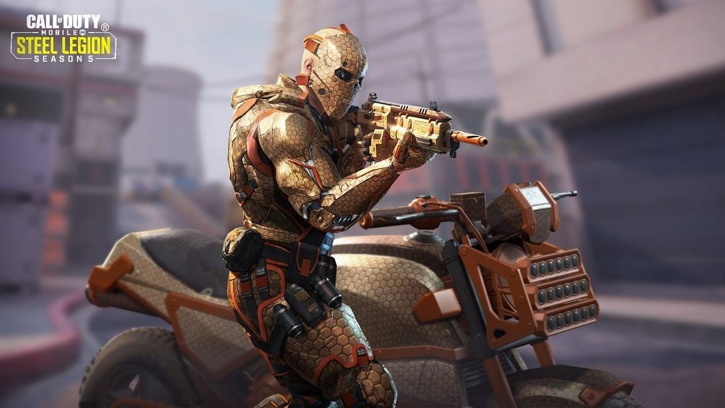 Call Of Duty Mobile Update Brings 2v2 Showdown Mode Meltdown Map New Weapons And More