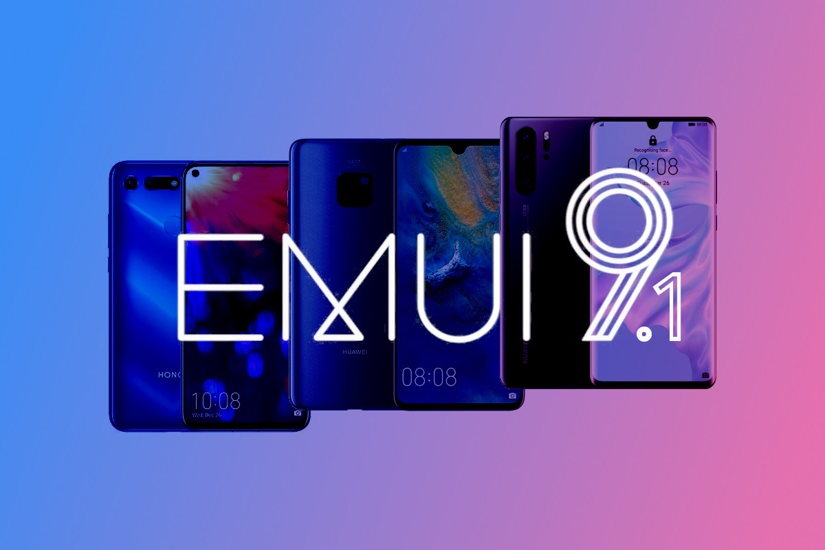 Update: Timeline for first 19] EMUI 9 1 will roll out to 49