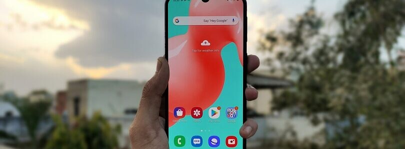 One UI 3.1 with Android 11 goes live for Galaxy M31 and Galaxy A42 5G in select markets