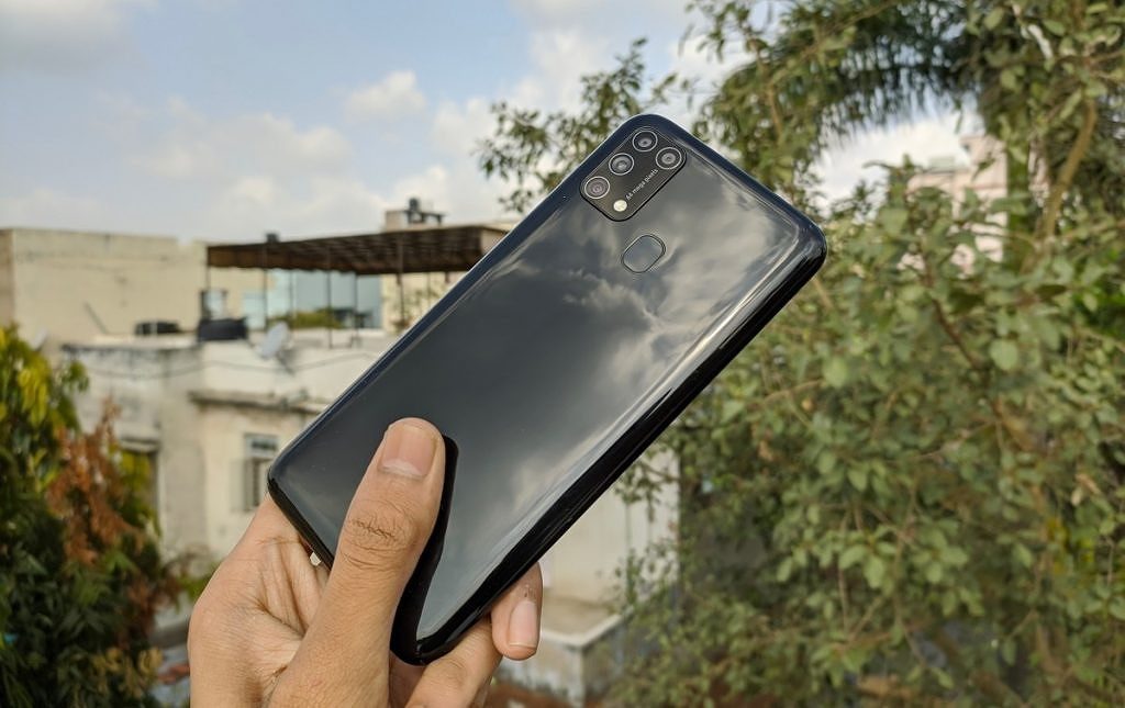 Galaxy M31 Hands On Small Improvements To Samsung S Budget Phones