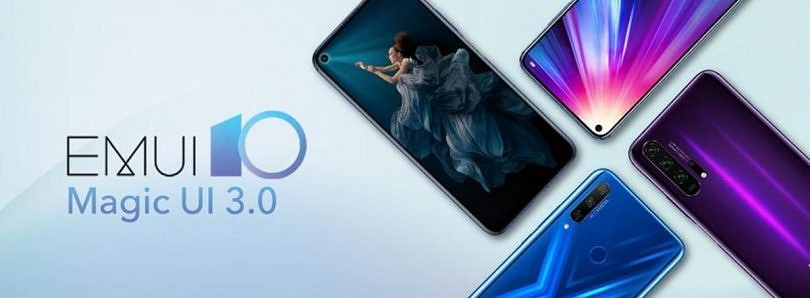Honor View20, Honor 20, and Honor 9X will get Magic UI 3.0 based on Android 10 globally next week