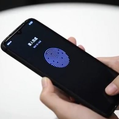 Redmi showcases IR-based in-display fingerprint scanner for LCDs, ready for mass production