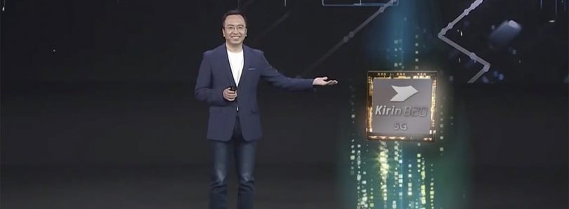 Huawei launches new mid-range HiSilicon Kirin 820 5G platform