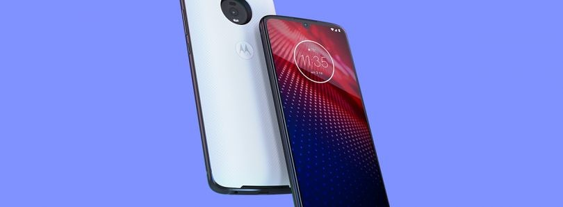 [Update: Verizon too] Motorola Moto Z4 starts receiving official Android 10 update
