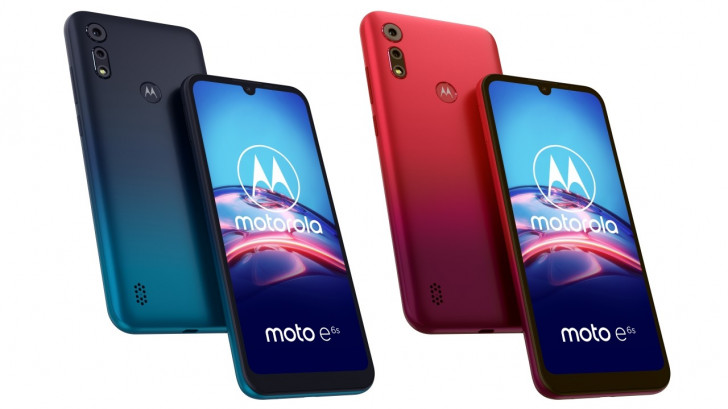Moto E6s launched with 6.1-inch display, dual rear cameras