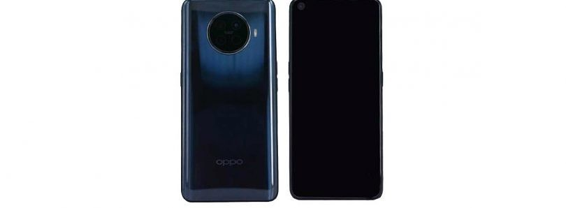 [Update 2: Product listing] OPPO is preparing to launch the Ace2 5G with Snapdragon 865 and quad cameras