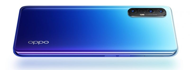 OPPO launches the Reno3 Pro internationally with dual front cameras, quad rear cameras, and MediaTek Helio P95
