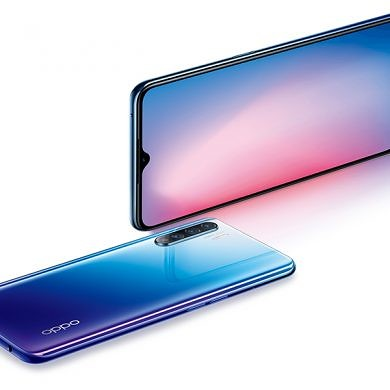 The OPPO Reno4 may have just leaked with a camera design like the LG Velvet