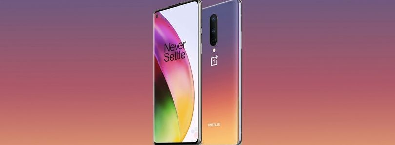 OnePlus 8 leaked press renders show off new Interstellar Glow color