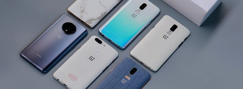 OnePlus experimented with a marble OnePlus 7T, but you can't buy it