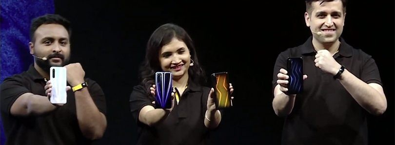Realme 6 and 6 Pro launched in India with 90Hz hole-punch displays and 30W fast charging