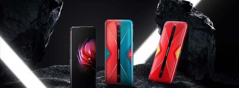 Nubia Red Magic 5G is a gaming phone with a 144Hz display, active cooling fan, and more