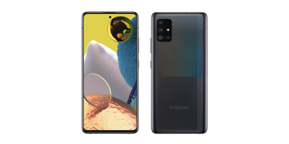 Samsung Is Preparing To Launch A 5g Version Of The Galaxy A51