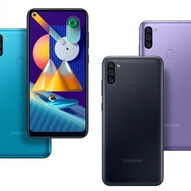 Samsung Galaxy M11 launches with Infinity-O display, 5000mAh battery