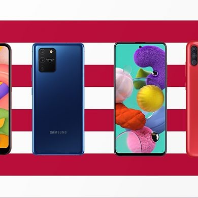 Samsung announces new Galaxy A01, A11, A21, A51 5G, and A71 5G for the US market