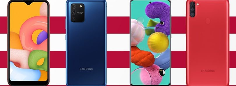Samsung firmware hints at the Galaxy S10 Lite, A01, A11, A21, and A51 smartphones coming to the U.S.