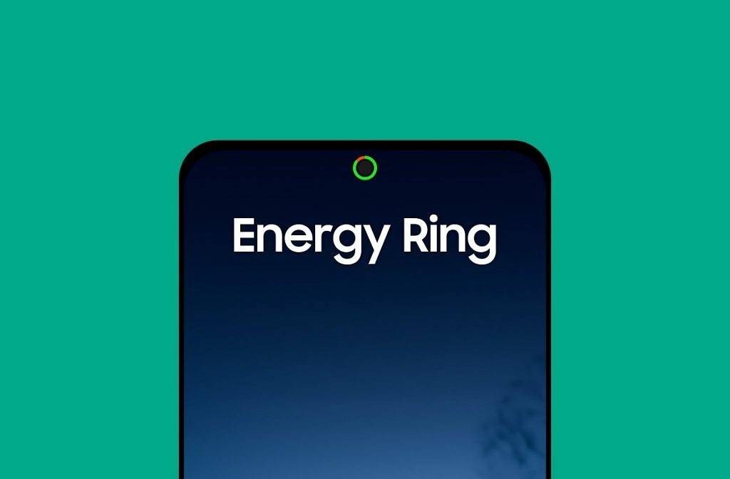 Turn The Galaxy S20 Hole Punch Into A Battery Indicator With Energy Ring