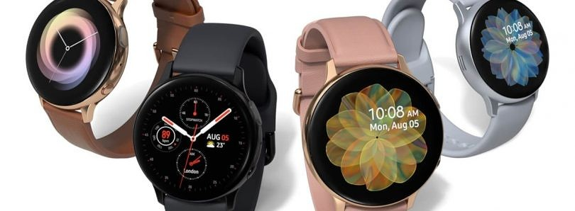 Samsung Galaxy Watch Active 2 update adds voice guidance when exercising