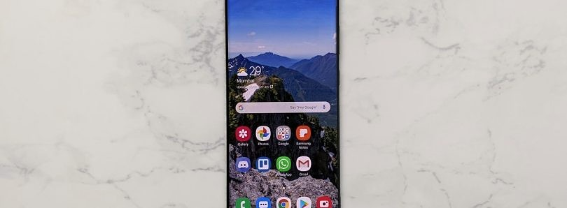Samsung Galaxy S20+ Review: The standard bearer for flagship Android