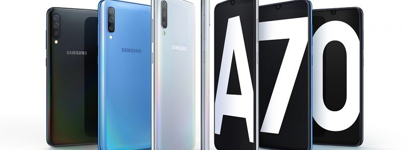 Samsung Galaxy A70 receives Android 10 based One UI 2.0 once again