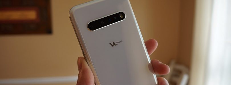 LG V60 First Impressions – A Good Phone at a Great Price