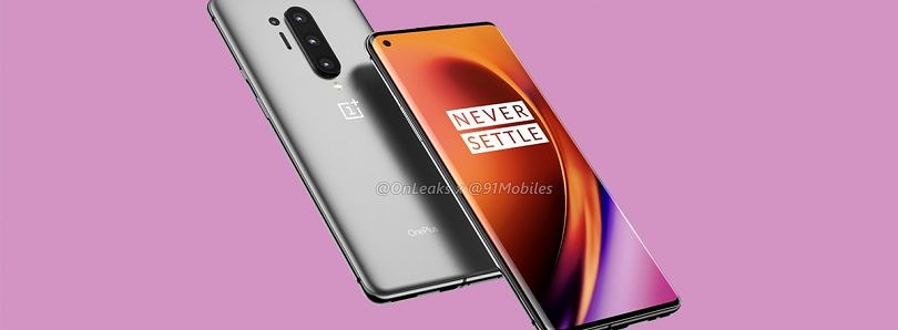 [Update: Press Renders] Alleged OnePlus 8 Pro specifications leak reveal 120Hz display, 30W wireless charging, and IP68 rating