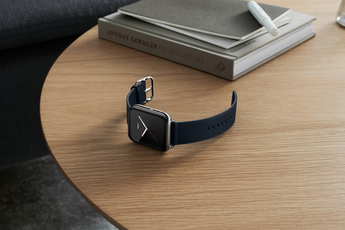 OPPO Introduces the Apple Watch… Wait