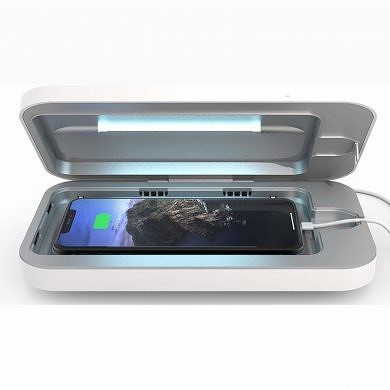 Samsung's free Galaxy Sanitizing Service will clean your phone with UV light
