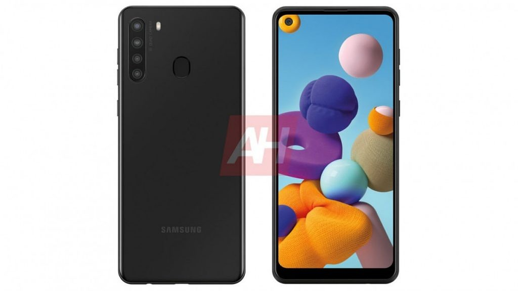 Samsung Galaxy A21 leak