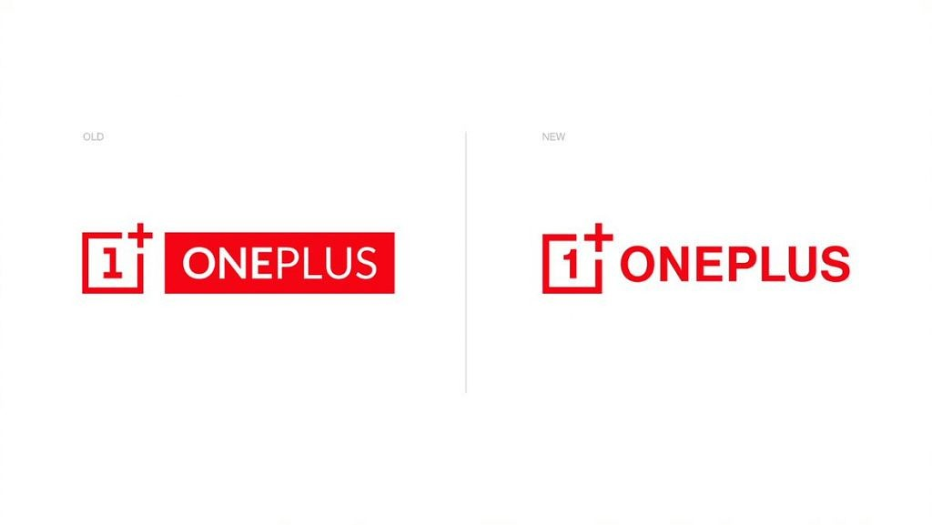 This is the new OnePlus branding