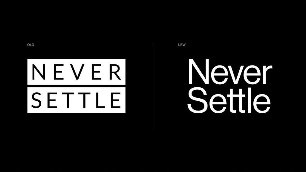 This is OnePlus' new logo and visual identity