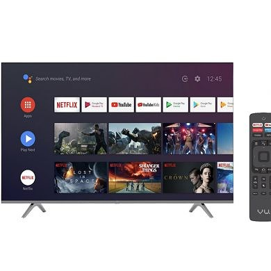 Vu launches new 43″, 50″, and 55″ 4K Android TVs in India starting at ₹24,999 (~$340)