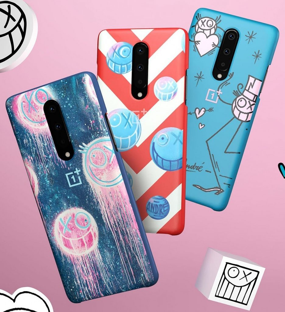 OnePlus 8 Andre Limited Edition Cases