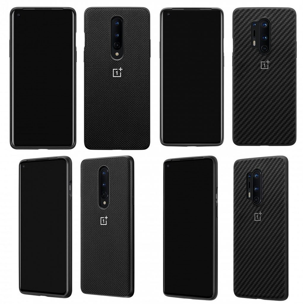 OnePlus 8 and 8 Pro Cases