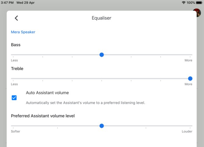 """<p>Google Home and Google Nest devices are more than just smart speakers and displays. They also serve as hubs where you can communicate with the Google Assistant and control your home to have them help you throughout the day. But one longstanding issue with these devices is the fact that the volume for spoken Assistant</p> <p>The post <a rel=""""nofollow"""" href=""""https://www.xda-developers.com/google-home-separate-volume-level-for-google-assistant/"""">Google Home app may soon let you set a separate volume level for the Google Assistant</a> appeared first on <a rel=""""nofollow"""" href=""""https://www.xda-developers.com/"""">xda-developers</a>.</p>"""