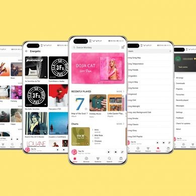 Huawei Music is offering 3-months of free trial for new subscribers in Europe
