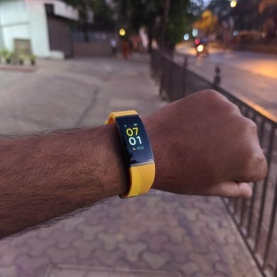 Here's what Realme needs to fix on the next Realme Band