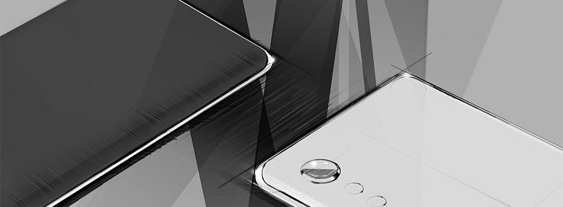 """[Update: LG Velvet] LG unveils its new smartphone design with curved edges and a """"Raindrop"""" camera"""