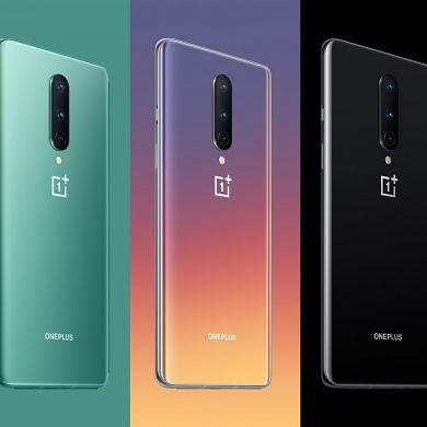 OnePlus 8 series get OxygenOS 10.5.3/10.5.5 with improved touch sensitivity, video smoothness, and more