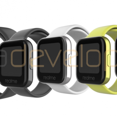 Exclusive: This is the upcoming Realme Watch