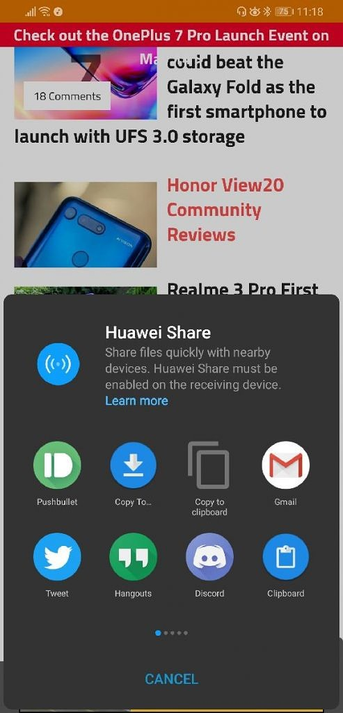 EMUI 9 Review: The Design & Behavior of Huawei/Honor's Android Pie OS