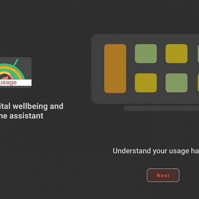 TVUsage brings Digital Wellbeing and app lock to Android TV