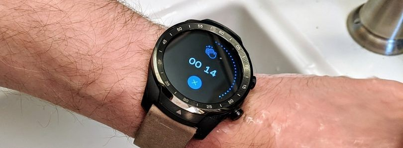 Google Clock app adds a handwashing timer to Wear OS smartwatches