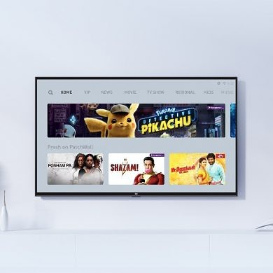 Xiaomi rolls out PatchWall 3.0 for Mi TV users in India with Disney+ Hotstar integration, and more