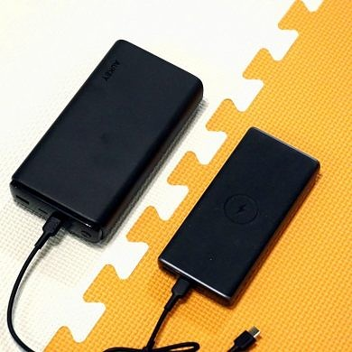 AUKEY PB-Y32 and PB-Y24 Power Bank Review – Portable Power for Big to Small