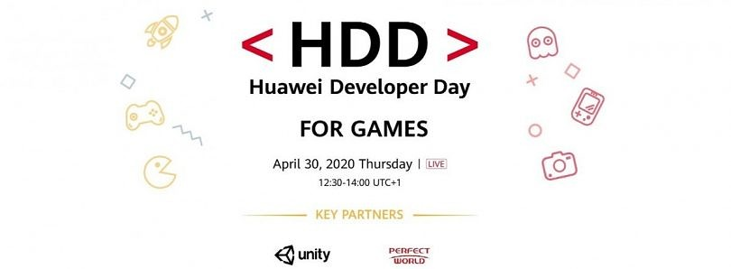 #HDD HUAWEI Developer Day is Livestreaming on April 30th