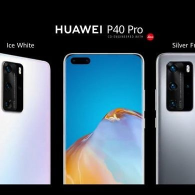 A Closer Look at the New Tech in the Huawei P40 Series