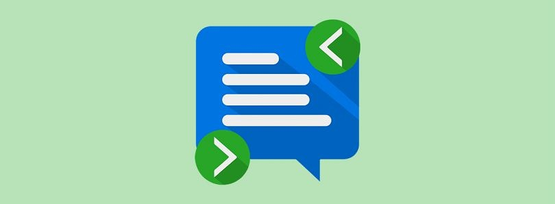 Message Forwarder app can forward incoming SMS, MMS, and Call notifications via SMS or email