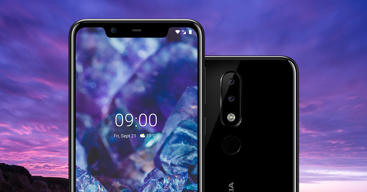 Nokia 5.1 Plus starts receiving stable Android 10 update