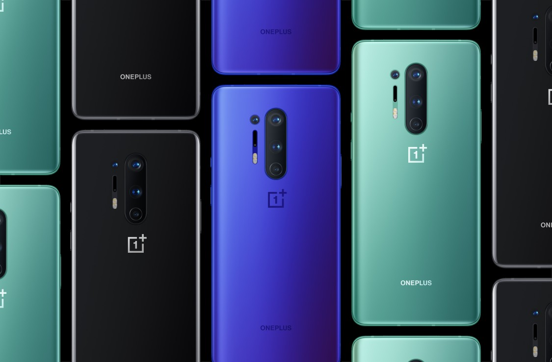 OnePlus 8T and 8 series get a new OxygenOS update with October 2021 security patches